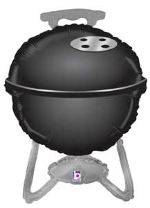 BBQ Grill Balloon Shape