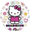Hello KItty Jumbo Foil Balloon