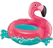 Floating Flamingo Balloon Shape
