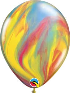 Traditional Agate Balloons