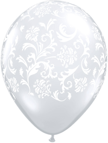 Damask Latex Wholesale Balloons