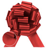 Red Pull Bow 8 inch (2 1/2  inch ribbon)