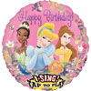 Singing Princess Foil Balloon