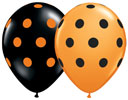 Big Polka Dots Latex Balloons