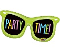 Mighty Party Time Shades Non-foil balloon