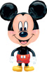 Balloon Buddy Mickey Mouse Foil Balloon