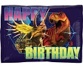 Jurassic World Birthday Foil Balloon
