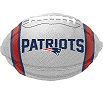 New England Patriots Football Foil Balloons