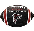 Atlanta Falcons Football Foil Balloons