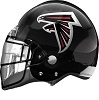 Atlanta Falcons Helmet Shape