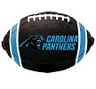 Carolina Panthers Football Foil Balloons
