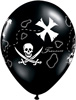 Pirate Latex Balloons