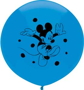 Mickey Mouse Latex Retail Pack