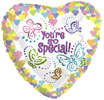 You're so Special Butterflies Foil Balloons