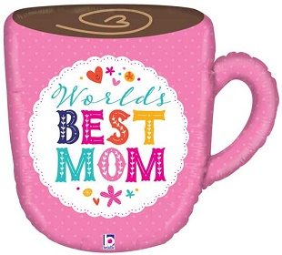 World's Best Mom Cup Shape
